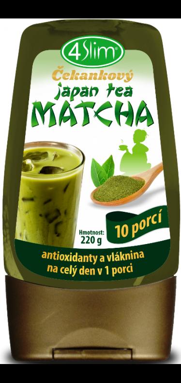 Čakankový Japan Tea Matcha - 220 g