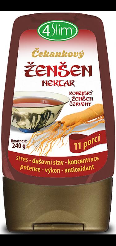 Čakankový žeňšeň nektar - 240 g