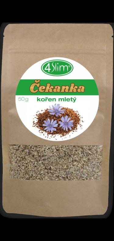 Čakankový koreň - mletý - 50 g
