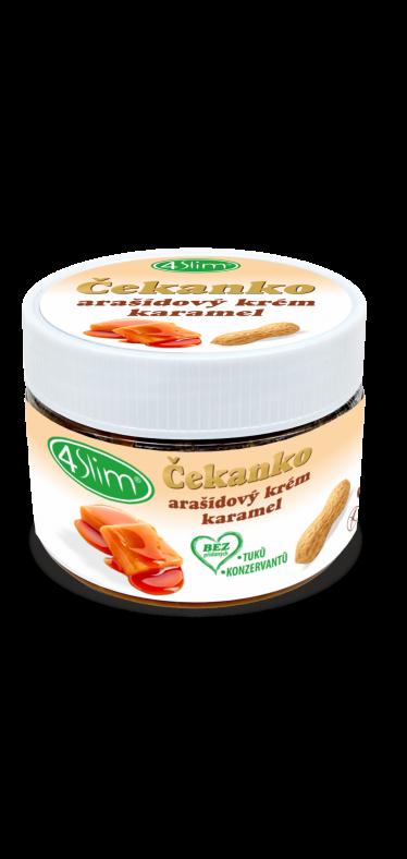 Čakanko-arašidový krém karamel - 250 g
