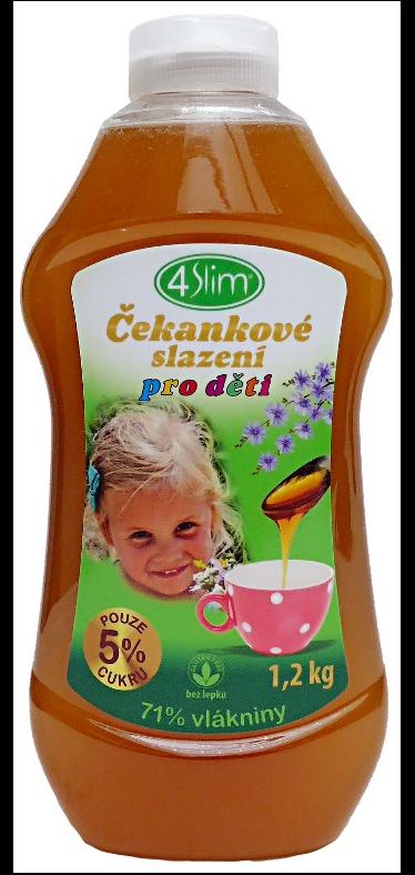 Čakankové sladenie pre deti - 1,2 kg